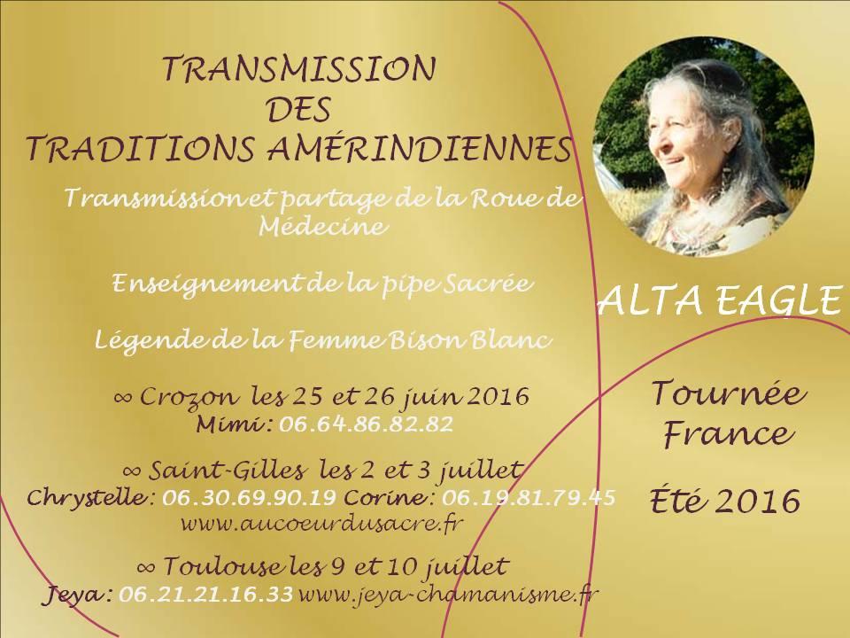 Présentation ALTA EAGLE 2ème version